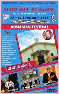 festivalul romanesc de la biserica sfanta cruce